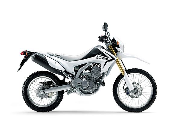 MOTOLAO HONDA CRF GREY MODEL