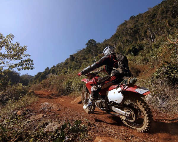 4 day The Grey Buffalo Motolao Motorbike Tours Laos