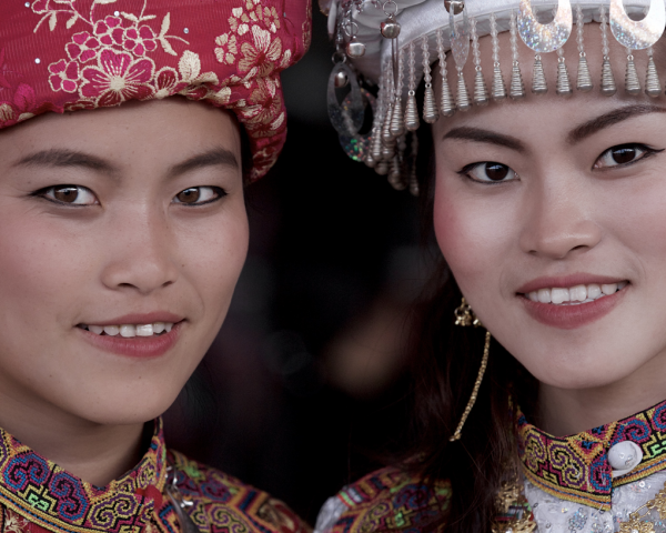 Hmong New Year Laos Luang Prabang ethnic minority culture story